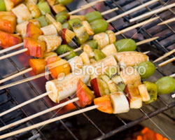 Fire up the grill for some healthy eating this summer