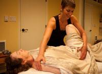 Massage twist