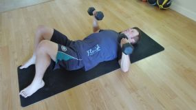 Personal Training to build strength, improve body composition, and reduce pain