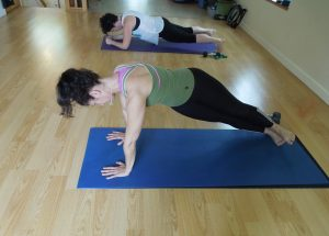 Sara Rebecca Plank Twist