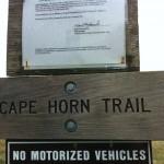 Cape Horn Hike Photos