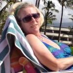 Maui Recap 2012 beach yoga, last sunset