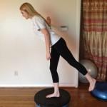Warrior III – Yoga For Standing Balance