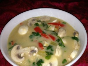 Tom Kha soup feb 2013