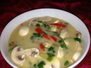 Tom Kha soup feb 2013