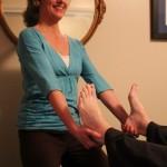 Client Testimonial – Foot Pain