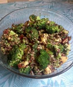 Quinoa 2 salad 5.14