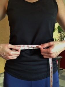 anne waist measurement