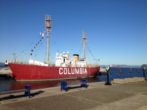 Columbia ship Astoria 2013