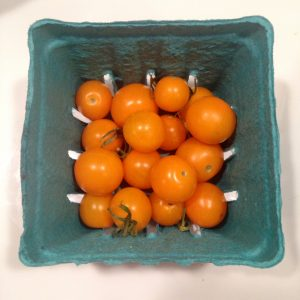 cherry tomatoes 8.14