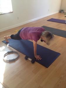 Jenny Plank Rows 10.14