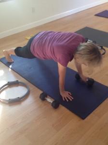 Jenny Plank Rows 2 8.14