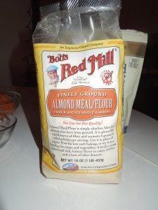 Almond meal 11.15