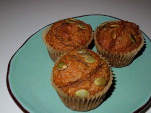 pumpkin muffins (2) 11.15