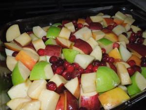 Apple Cranberry Crisp 3 12.15