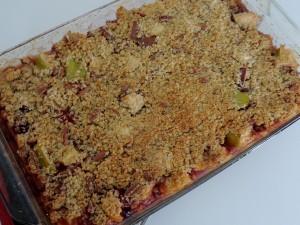 Apple Cranberry Crisp 5 12.15