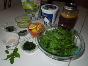 green soup ingr. 5.16
