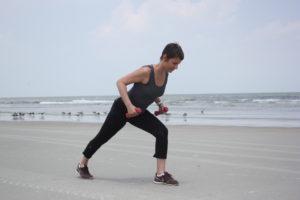 Anne rows beach 2. 6.10