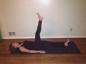 Maddie Leg Circles 1. Jan 2013