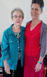 Anne n Margaret 2014