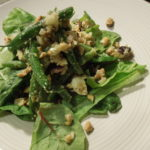 Green Bean, Hazelnut, and Feta Salad