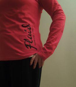 Michelle Fluid shirt 1.17