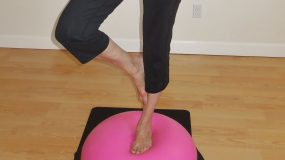 BOSU: A Low-Tech, Cost-Effective Workout Tool
