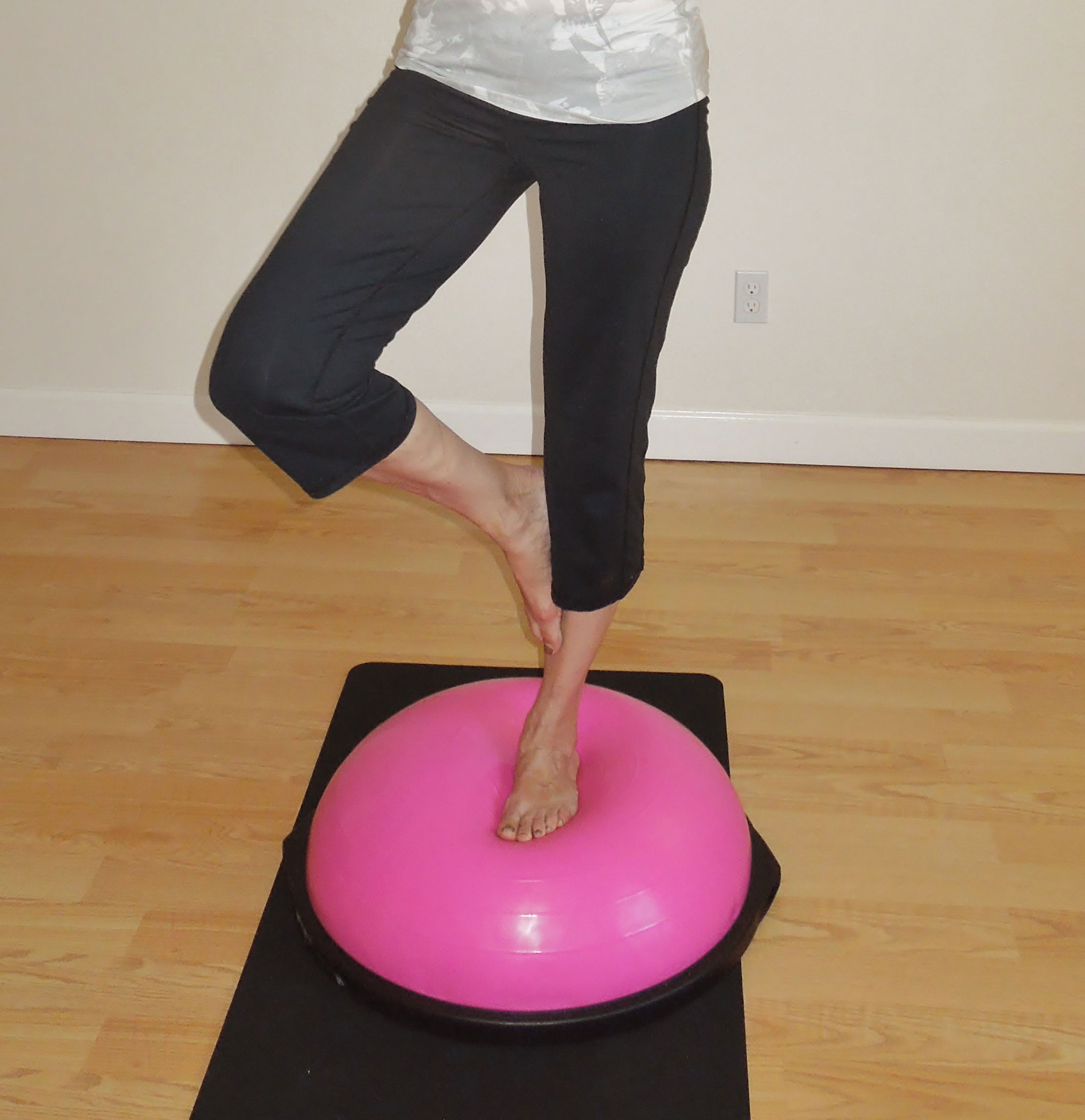 standing balance exercises, post surgery recovery, strength training over 50
