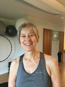 personal training with Anne McCranie