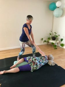 Thai Massage with Anne McCraine