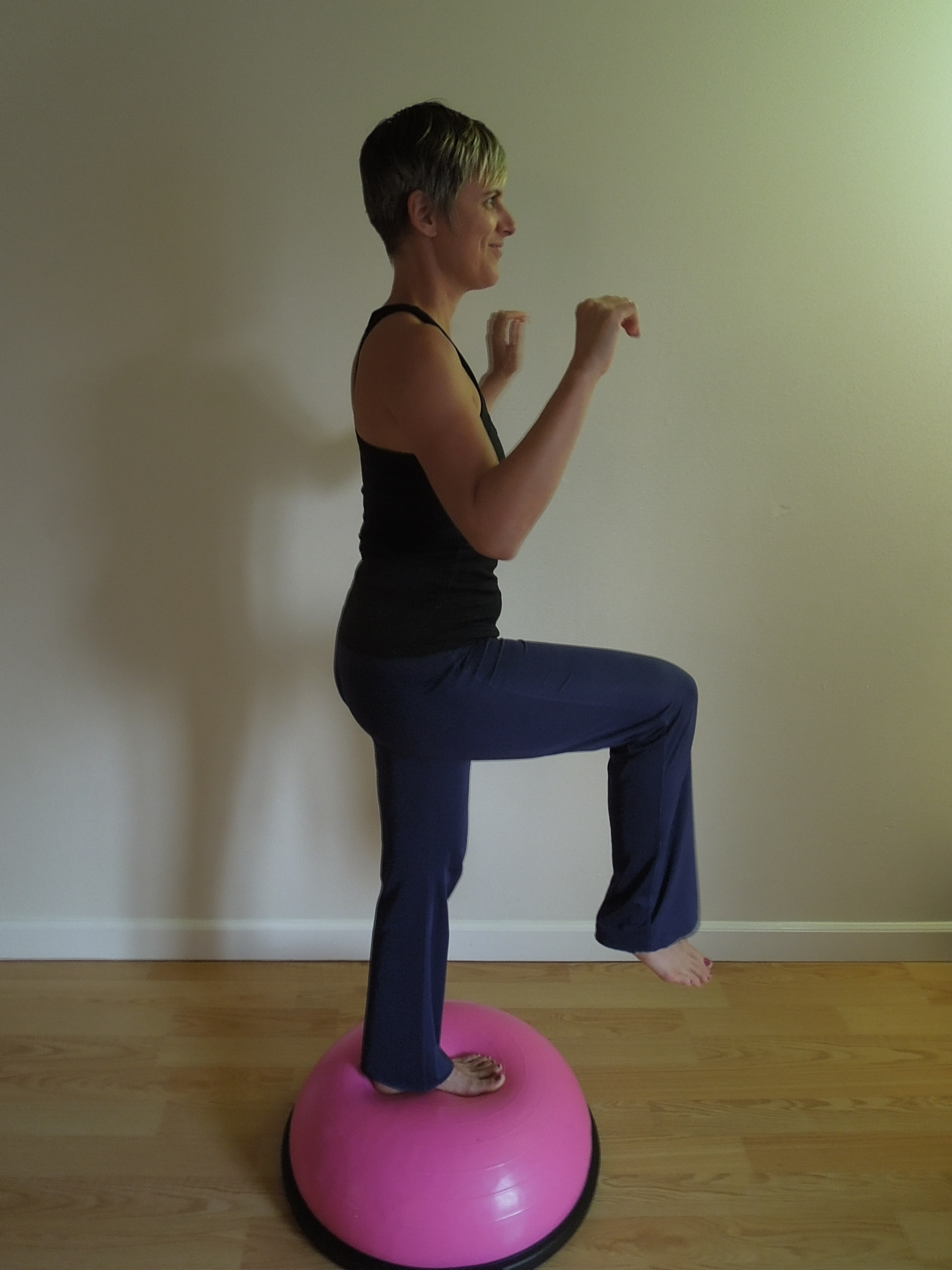 Anne step up 2 8 17 | Fluid Movement + Massage