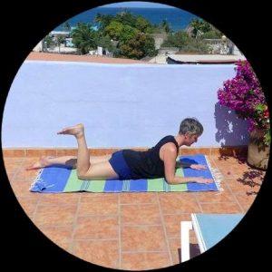 Pilates Single Leg Kick - Hamstring Strength, Quad Stretch