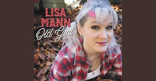 Blues musician Lisa Mann